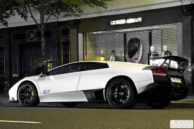 Lamborghini Murcielago LP 670