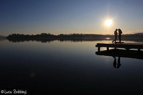 portrait lake silhouette backlight landscape friend varese ohhh gavirate abigfave bellitalia mygearandme