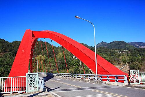 3S90荖濃溪-東溪大橋