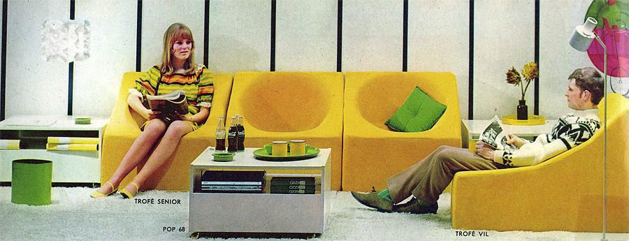 Resultado de imagen de 60's ikea