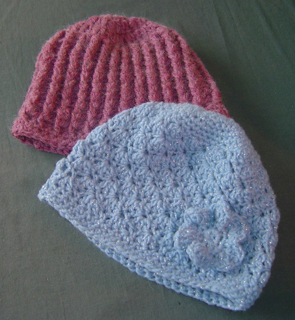 Crocheting For The Homeless : Pin Two Crochet Hats For Homeless Ladies Flickr Photo Sharing on ...