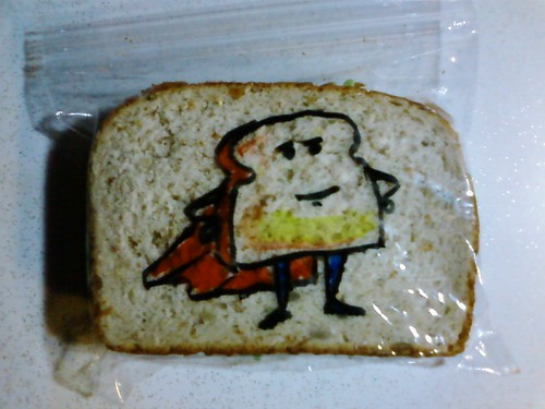 Super Bread Slice