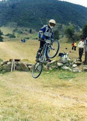 1998 - cuando sí sabía montar