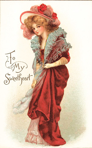 Vintage Valentine (8) by The Bygone Times
