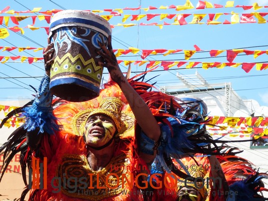 Dinagyang Festival 2012 Schedule of Activities