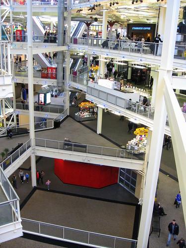 Palisades Mall Too Many Floors