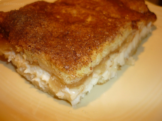 Apple Cream cheese Squares! | Flickr - Photo Sharing!