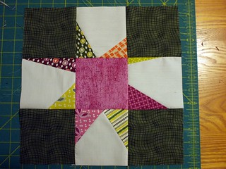 Wonky for Jocelyn: Liberated Star!