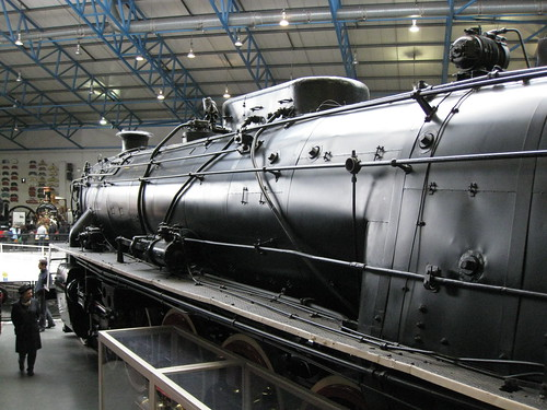 Chinese Government Railways 4-8-4 KF7 class No 607
