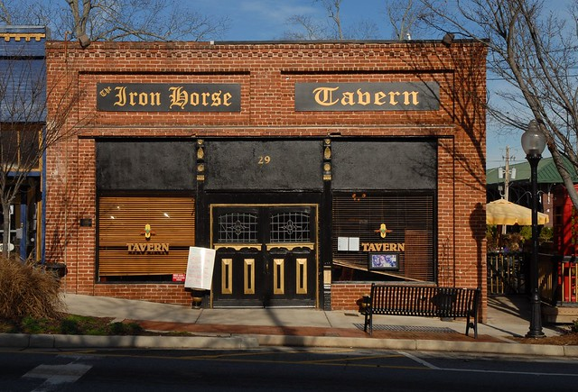 iron horse tavern  norcross ga