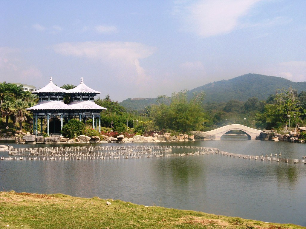 Buddhist Culture Park - Hainan Island