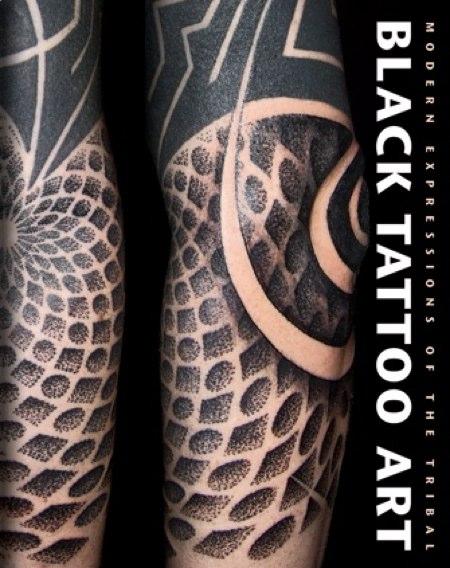 black tattoo art modern expressions of the tribal. Black Bedroom Furniture Sets. Home Design Ideas