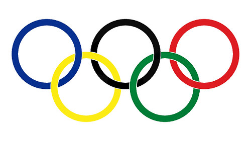 577 Olympic Rings Texture Flickr Photo Sharing