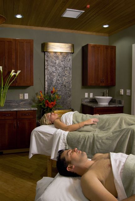 Spa at 'Tween Waters Inn Island Resort, Captiva Island Florida 9