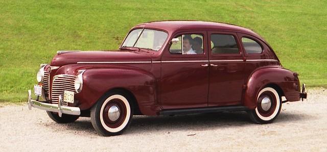 1941 dodge kingsway 4 door flickr photo sharing for 1941 dodge 4 door sedan