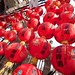 Chinese lanterns - St Lukes, Liverpool