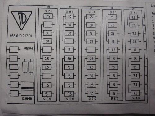 1997 vs 1999 fuse assignments diagrams porsche babblers. Black Bedroom Furniture Sets. Home Design Ideas