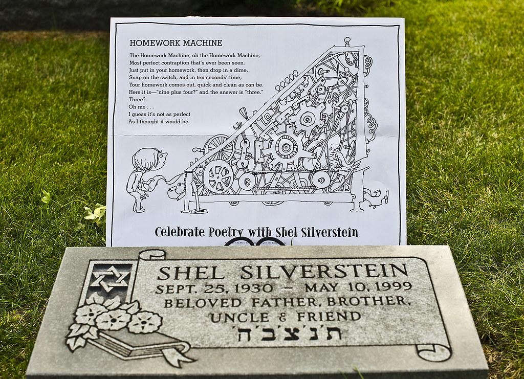 Shel Silverstein Death: Shel Silverstein Is Buried Near