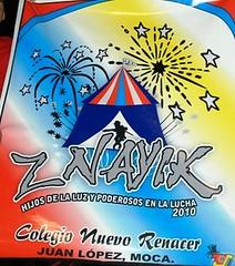 """Lanzamiento Nuevo Renacer """"ZNAYIK 2010"""""""