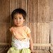 Small photo of Ban Rommit Lahu Tribe Kid Girl