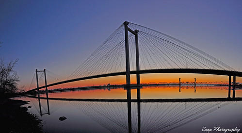 bridge 2 sunrise river photography washington pano cities cable wa coop 28 february clover tri islan 2010 kennewick pasco cloumbia