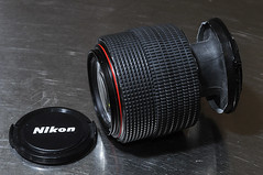 An Odd Duck: homemade 42mm tilt-shift lens by johnnyoptic