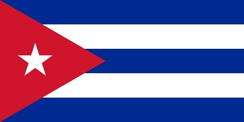 america flag cuba caribbean bandeiras caraíbas