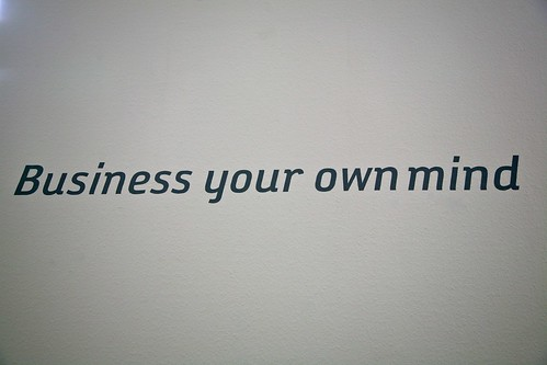 Business your own mind