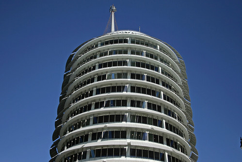 Capitol Records Tower - Hollywood (California USA)