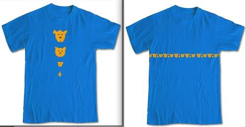 Blue Tshirts!