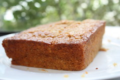 Banana pound bread