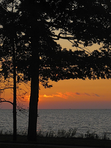sunset michigan bayview petoskey
