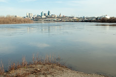 Kaw Point looking Southeast