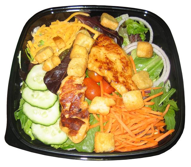 Grilled Chicken Salad Food Network