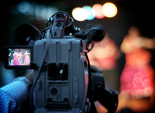 Camera, Bokeh.. Action!