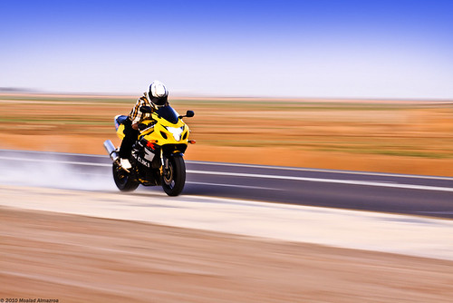 Fast like the wind (Panning) # Explore