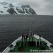 Going through the LeMaire Channel - Antarctica