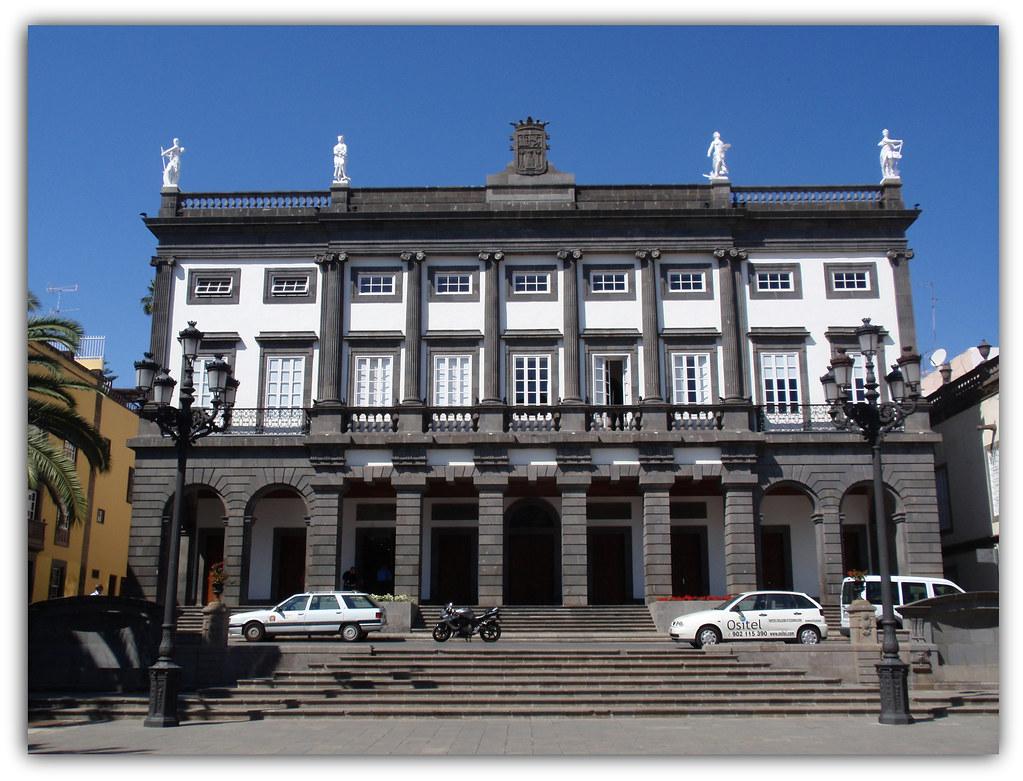 Town hall of your city around page 11 skyscrapercity - Casa del mar las palmas ...