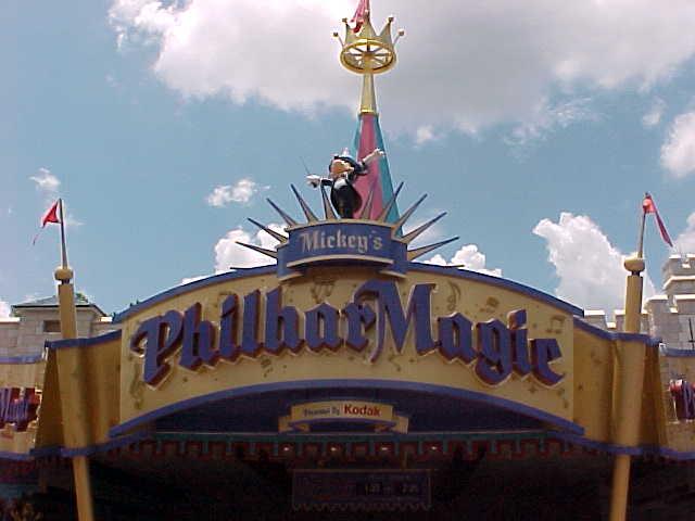 Magic Kingdom presents Mickey's PhilharMagic | Flickr - Photo ...