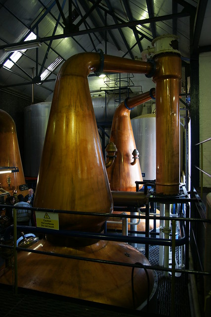 Spirit Stills @ Tullibardine Distillery