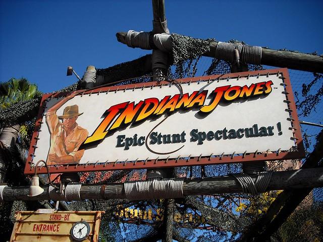 Indiana jones epic stunt spectacular indiana jones epic st