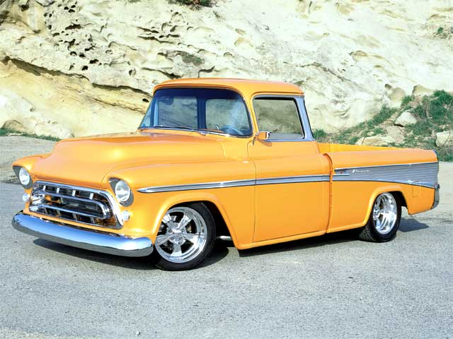 1955 56 57 chevy cameo project truck for sale html
