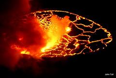 Mt. Nyiragongo Volcano Trek