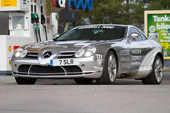 race car, automobile, wheel, vehicle, performance car, automotive design, mercedes-benz, mercedes-benz slr mclaren, land vehicle, supercar, sports car,