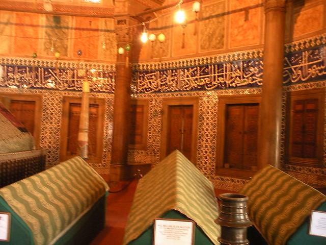 Suleyman Sultan Tomb