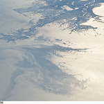 Oil Spill, Gulf of Mexico (NASA, International Space Station Science, 05/04/10)