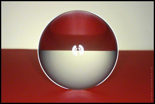 Gotta catch 'em all! (crystal ball pokéball)