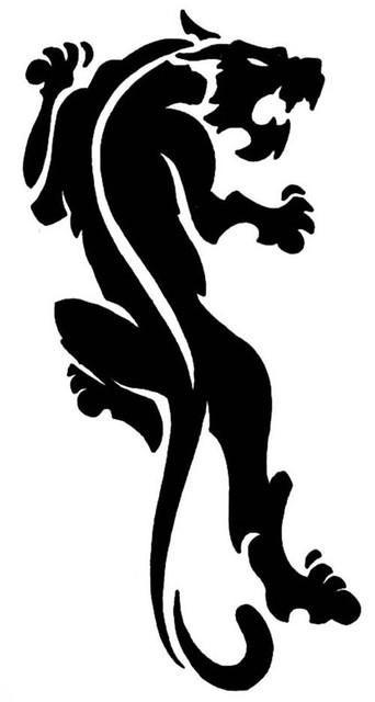 panther-tattoo-design8