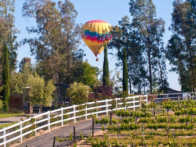 Lovely Morning Over Temecula Wine Country Flickr Photo Sharing