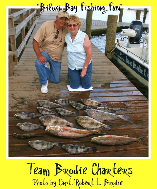 Fishing the back bay of biloxi jim pam gathright for Fishing piers in biloxi ms